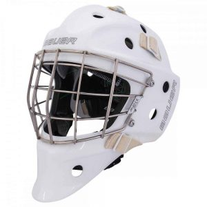 Bauer NME VTX Senior Certified Straight Bar Goalie Mask | Sportsness.ch