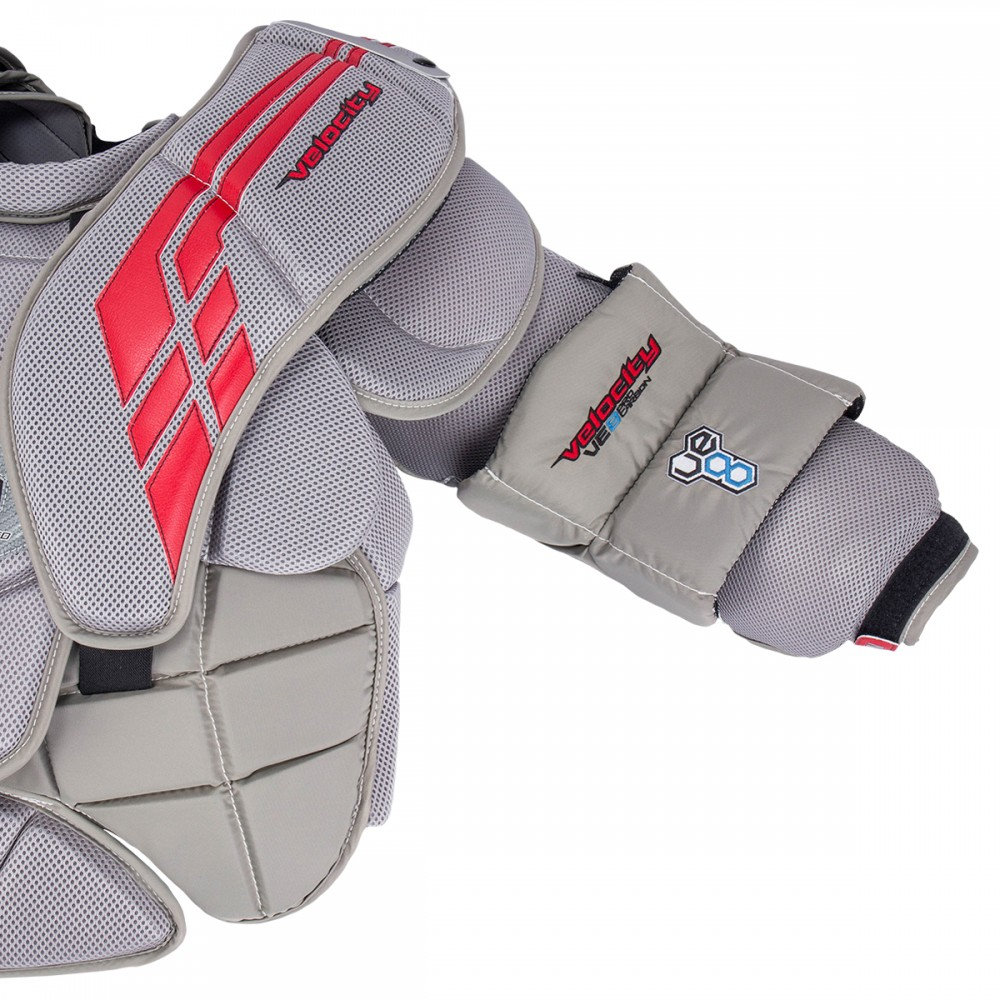 Vaughn Velocity VE8 Pro Carbon Senior Chest & Arm Protector