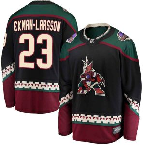 Ekman-Larsson | Arizona Coyotes | Third Jersey | Sportsness.ch