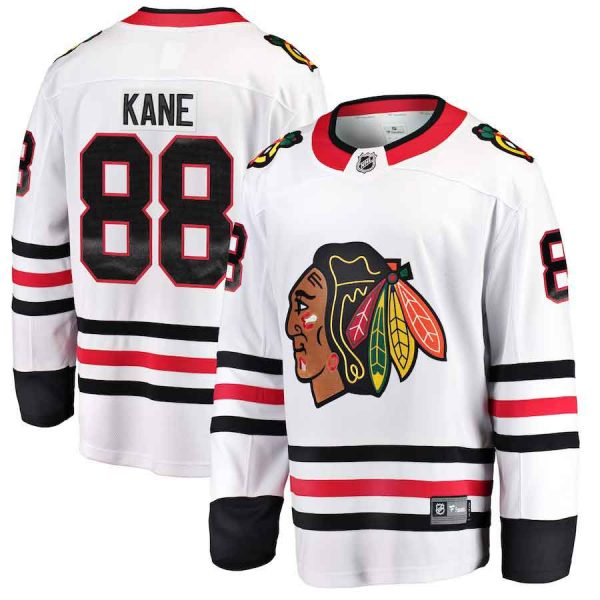 Kane | Chicago Blackhawks | Away Jersey | Sportsness.ch