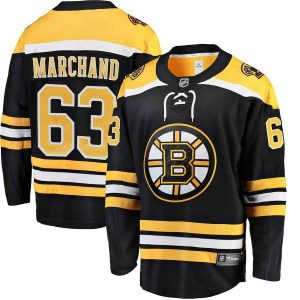 Marchand | Boston Bruins | Home Jersey | Sportsness.ch
