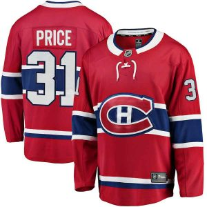 Price | Montreal Canadiens | Home Jersey | Sportsness.ch