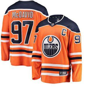 McDavid | Edmonton Oilers | Home Jersey | Sportsness.ch