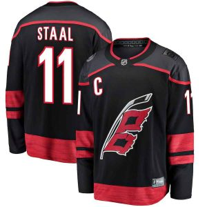 Staal | Carolina Hurricanes | Third Jersey | Sportsness.ch