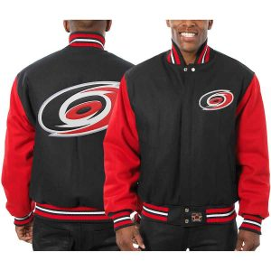 Carolina Hurricanes | JH Design Two-Tone All Wool Jacket | Sportsness.ch