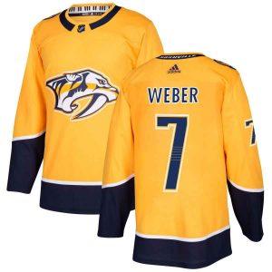 Weber | Nashville Predators | Home Jersey | Sportsness.ch