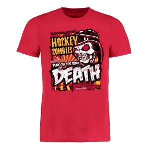 HOCKEY ZOMBIE Eishockey T-Shirt | Sportsness.ch