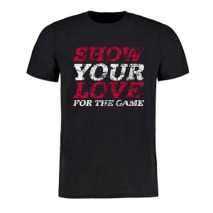 SHOW YOUR LOVE Eishockey T-Shirt | Sportsness.ch