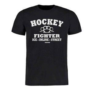 HOCKEY FIGHTER Eishockey T-Shirt - Sportsness.ch