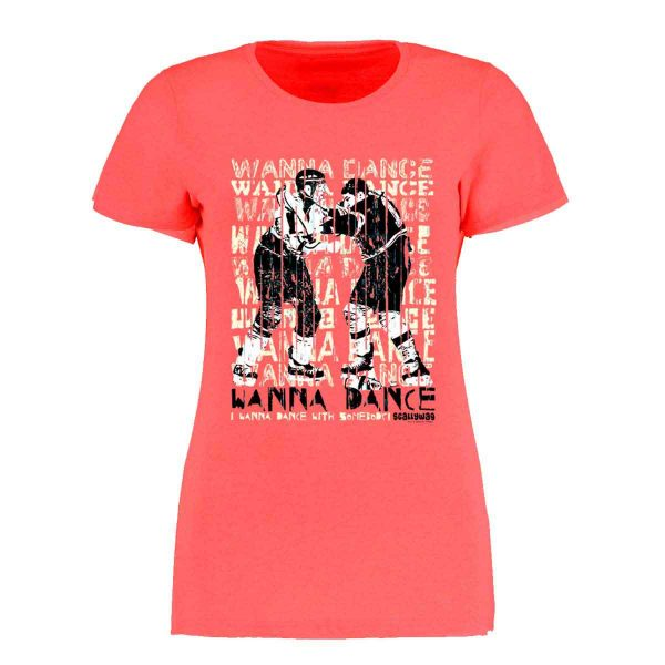 WANNA DANCE Eishockey T-Shirt | Sportsness.ch