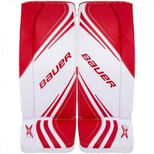 Bauer Vapor 2X Intermediate Goalie Leg Pads | Sportsness.ch