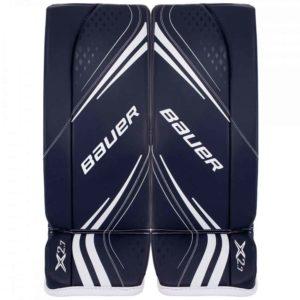 Bauer Vapor X2.7 Junior Goalie Leg Pads | Sportsness.ch