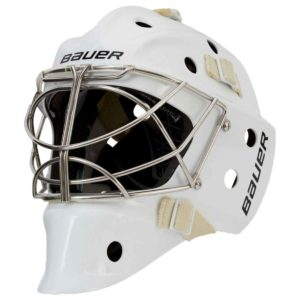 Bauer NME IX Senior Non-Certified Cat Eye Goalie Mask | Sportsness.ch