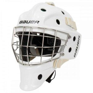 Bauer NME IX Senior Certified Straight Bar Goalie Mask | Sportsness.ch