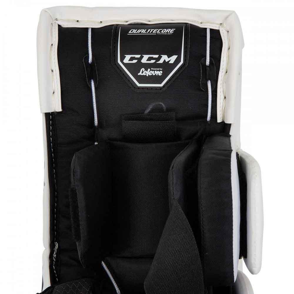 CCM Extreme Flex E4 5 Youth Goalie Leg Pads bei Sportsness ch