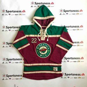 Minnesota Wild Hoodie | Sportsness.ch