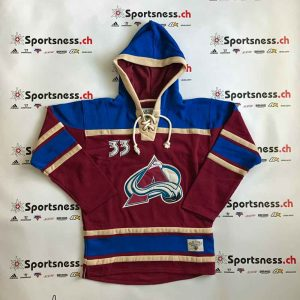 Hoodie Colorado Avalanche #33 Patrick Roy | Sportsness.ch