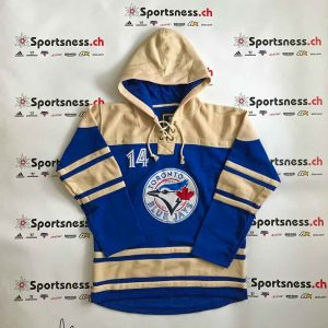 Hoodie Toronto Blue Jays #14 David Price | Sportsness.ch