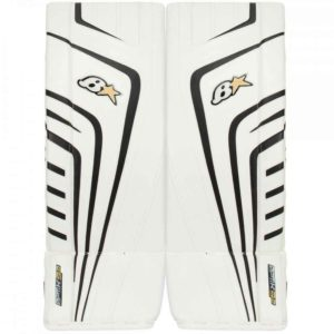 Brians Optik 9.0 Intermediate Goalie Leg Pads | Sportsness.ch