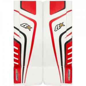 Brians Optik 9.0 Junior Goalie Leg Pads | Sportsness.ch