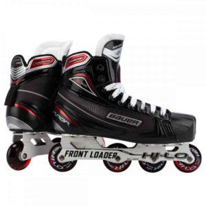 Bauer Vapor X700 Senior Roller Hockey Goalie Skates | Sportsness.ch