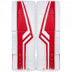 Vaughn V Elite Intermediate Goalie Leg Pads - '19 Model | Sportsness.ch