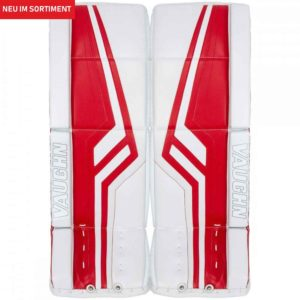 Vaughn V Elite Intermediate Goalie Leg Pads - '19 Model | Sportsness.ch
