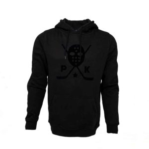 PUCK Squad Hoodie Black Mask | Sportsness.ch