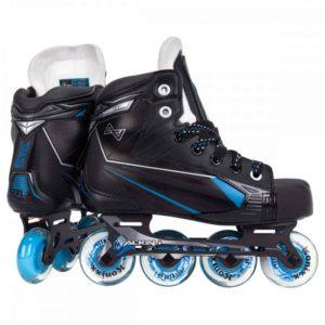 Alkali Revel 4 Junior Roller Hockey Goalie Skates   Sportsness.ch