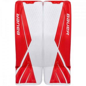 Bauer Supreme UltraSonic Custom Senior Goalie Leg Pads | Sportsness.ch