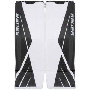 Bauer Supreme UltraSonic Custom Senior Goalie Leg Pads | Sportsness.ch