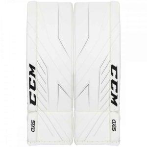 CCM Axis Pro Senior Goalie Leg Pads | Sportsness.ch
