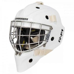 Warrior Ritual R/F1 Junior+ Certified Straight Bar Goalie Mask | Sportsness.ch