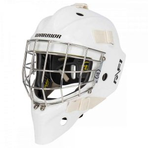 Warrior Ritual R/F1 Pro Senior Certified Straight Bar Goalie Mask | Sportsness.ch