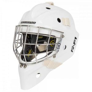 Warrior Ritual R/F1 Senior+ Certified Straight Bar Goalie Mask | Sportsness.ch
