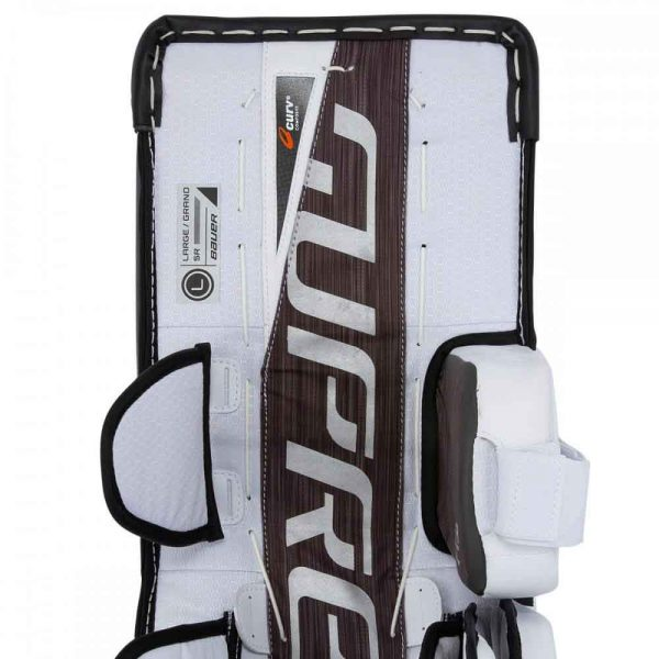 Bauer Supreme UltraSonic Senior Goalie Leg Pads | Sportsness.ch