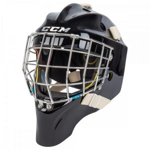 CCM Axis Pro Senior Certified Straight Bar Goalie Mask | Sportsness.ch