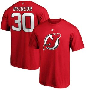 Martin Brodeur | New Jersey Devils | T-Shirt | Sportsness.ch