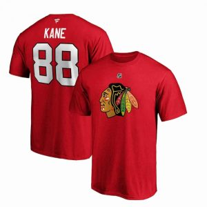 Patrick Kane Chicago Blackhawks Player Name & Nummer T-Shirt | Sportsness.ch