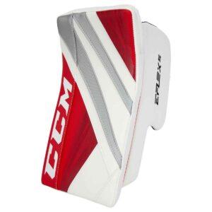 CCM Extreme Flex 5 Pro Senior Goalie Blocker | Sportsness.ch