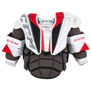 CCM Extreme Flex E5.5 Youth Goalie Chest & Arm Protector | Sportsness.ch