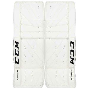 CCM Extreme Flex E5.9 Intermediate Goalie Leg Pads | Sportsness.ch