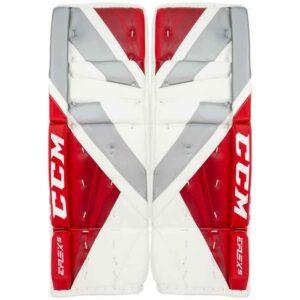 CCM Extreme Flex 5 Pro Senior Goalie Leg Pads   Sportsness.ch